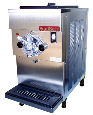 Model 601, three 12 oz shakes per minute, 20 qt capacity