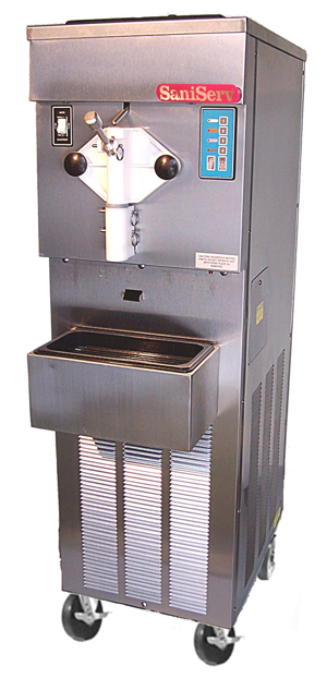 Model 614SAS, five 16 oz servings per minute, 20 qt capacity