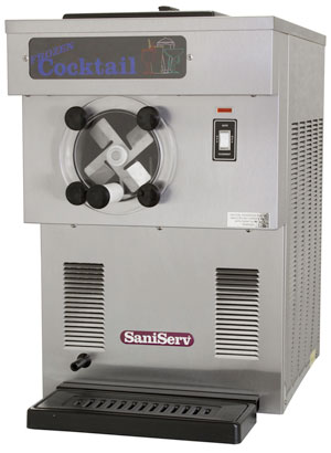 Model 704, 28 gallons per hour, 35 qt capacity