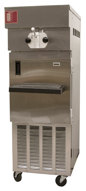 Model 914 Pressurized, seven 4 oz servings per minute, 7 qt capacity